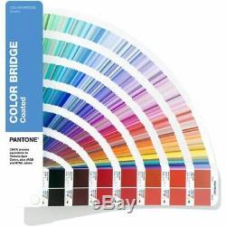 Guide Color Bridge Pantone Coated Gg6103a Couleur Guide De Référence