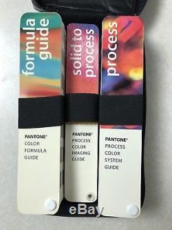 Guide De Processus Pantone Color Guides, Guide De Solid To Process, Guide De Formule De Couleur