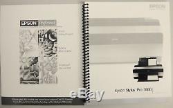 Imprimante Grand Format Epson Stylus Pro 3880 Ink Jet 17