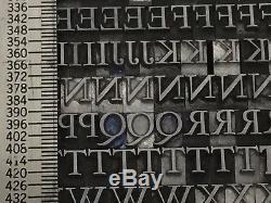 Kennerley Type 18t Type D'imprimantes Type De Typographie