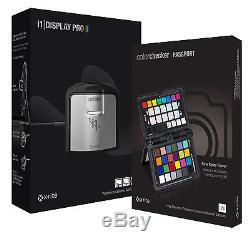 Kit De Photographes X-rite I1display Pro + Colorchecker Passport I1 Eodis3msccpp
