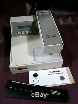 Kodak Model 1 Densitomètre Avec La Réflexion Standard & Transmission Vérifiez Plaques