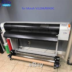 Le Soutien De L'usine Mutoh Valuejet Vj-1604 Vj-1618 Prennent Le Collecteur De Papier De Système