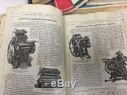 Livre American Type Founders 1923 Atf Wow