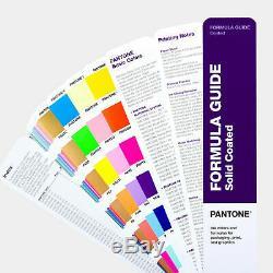 Nouveau Guide Formula 2020 Pantone Coated Book Only Gp1601a