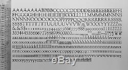 Nouveau Type De Typographie 18pt. Goudy Old Style