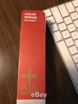 Nouveau Vente Pantone Color Bridge Sans Revêtement
