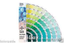 Pantone Color Bridge Guide Couché Gg6103n, Année 2016