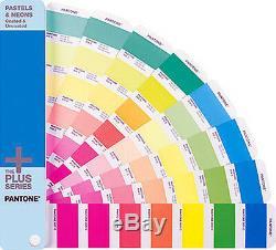 Pantone New Plus Guide Pastel & Neons Logiciel Libre Gg1504