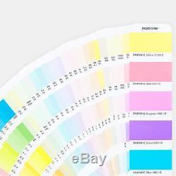 Pantone Pastel Neons Guide Des Couleurs Gg1504