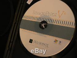 Rip D'impression Jet D'encre Pour Le Logiciel Imageprint V6