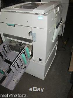 Riso Risograph Rp3700 Rp 3700 Tambour 11x17 Duplicateur Numérique Pour Les Pièces / Réparation