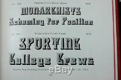 Spécimen Livre De Type. Keystone Type Fonderie. Phila. 1899