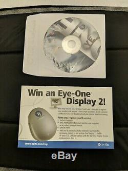 Spectrophotomètre X-rite I1 Eye-one Pro Utilisé