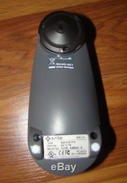 Spectrophotomètre X-rite I1 Pro Eye-one Rev D 42.17.79
