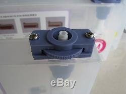 Système D'alimentation En Vrac Continu D'encre Ciss Pour Roland Fj540 / Fj740 / Sp540 / Xc540 / Rs640