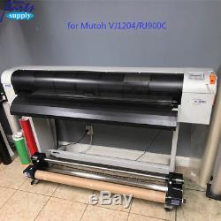 Système De Récupération De Collecteur De Papier Mutoh Semi-automatique Pour Mutoh Rj900c Vj-1204 Nouveau