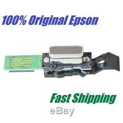 Tête D'impression À Solvant Epson Dx4 Eco 100% Original Et 100% Neuf, Expédition Rapide