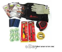 Ultime Wrap Kit Par Emc Graphic, Véhicule, Enveloppe De Voiture, Signe Vinyle, Installateur
