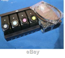 Uv En Vrac Système D'alimentation En Encre Ciss Pour Roland Lej-640 Uv Mimaki Mutoh Imprimantes 4x8