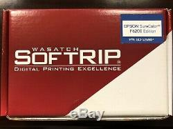 Wasatch Softrip Dongle Et Logiciels