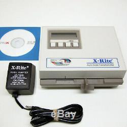 X-rite Dtp36 Auto Scan Densitomètre Xrite Dtp 36 Excellent État