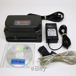 X-rite Dtp41b Spectrophotomètre Autoscan Densitomètre Withserial Connexion Dtp41