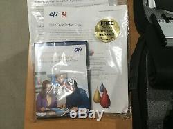 Xrite Efi Es-2000 Spectrophotomètre I1 Case Pro, Accessoires Avec Fiercy Couleur
