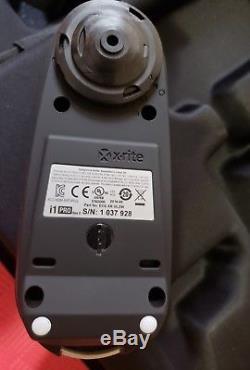 Xrite I1 Pro Rev, E. Eo2-xr-ulzw. Boîte Ouverte