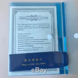 Yushi Standard Pour L'étape Densité Tablet Ndt Densitomètre Étalonnage 0-5.0d